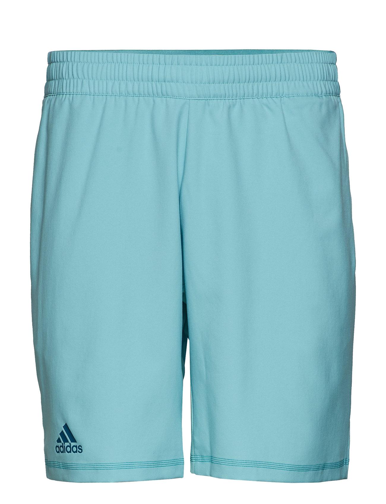 adidas Tennis PARLEY SHORT 9 M - GREEN