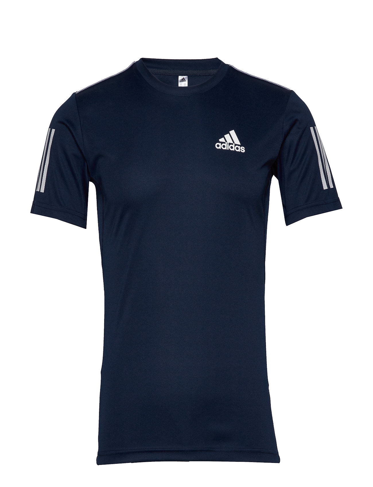 adidas Tennis CLUB 3STR TEE - NAVY
