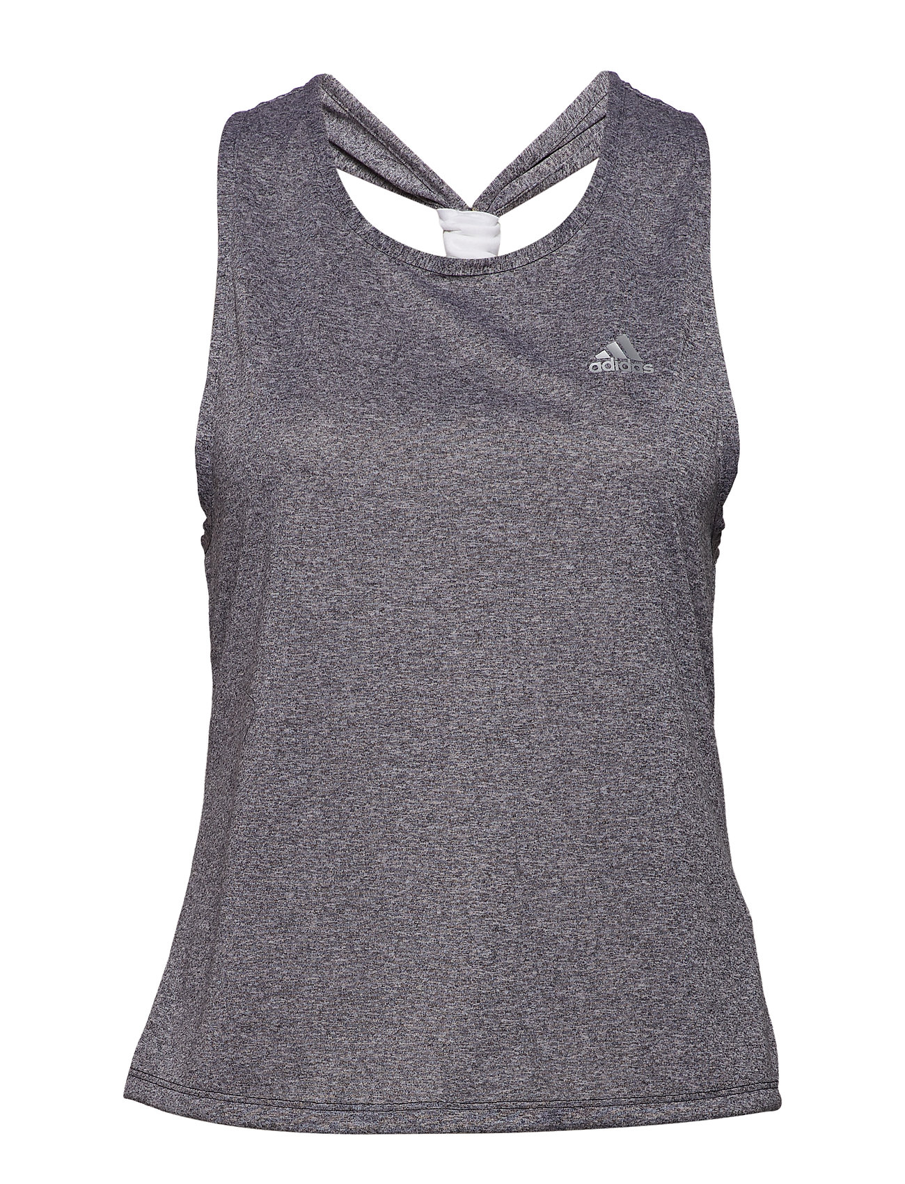 adidas Tennis CLUB TIE TANK - GREY
