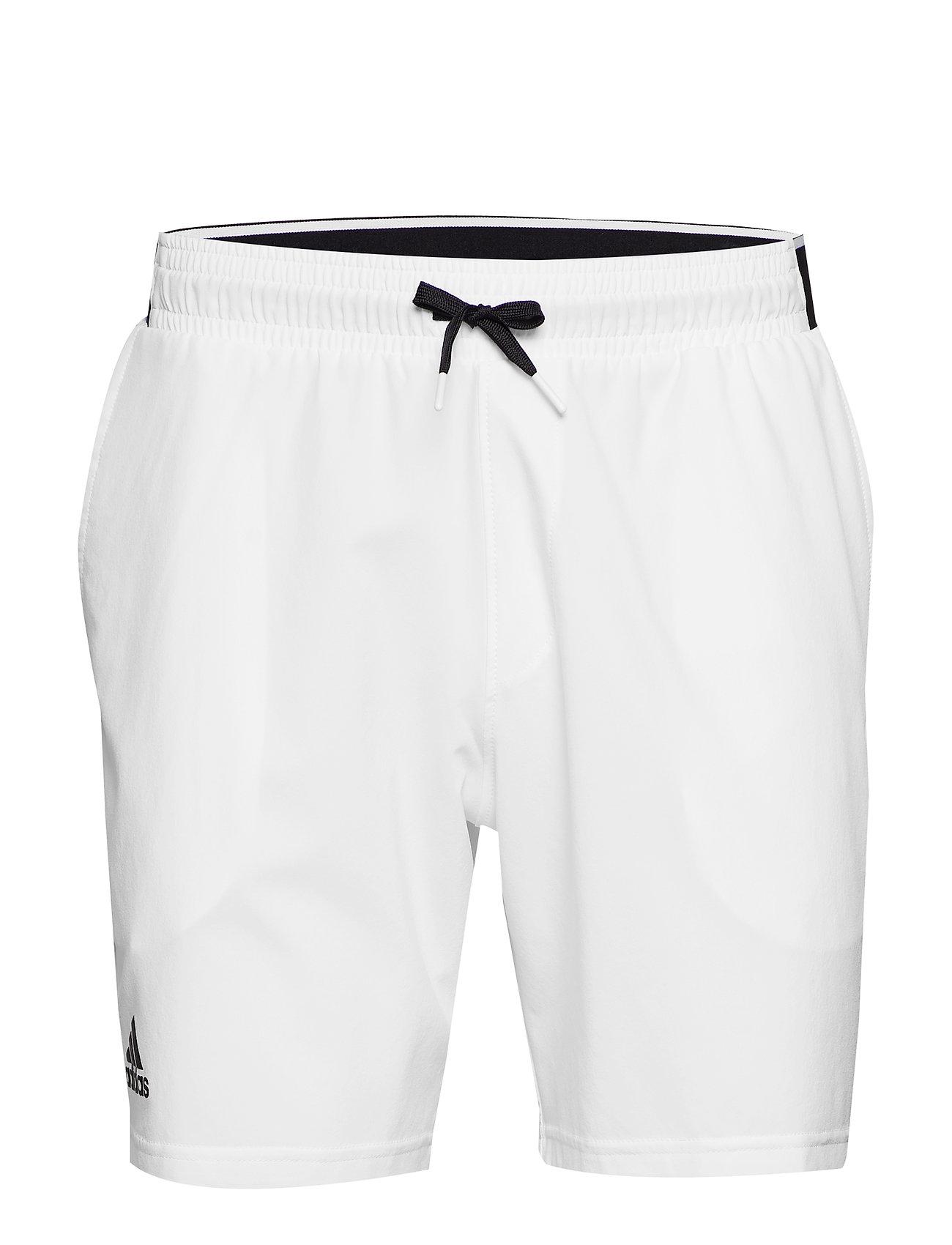 adidas Tennis CLUB SW SHORT 7 M - WHITE