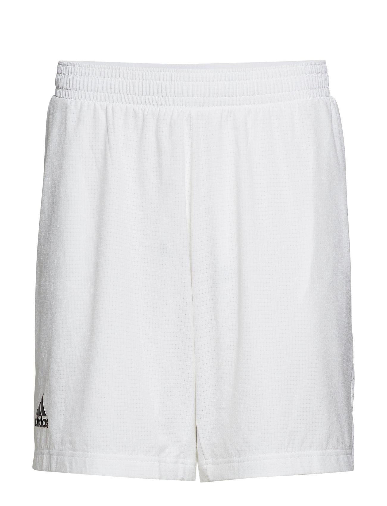 adidas Tennis MC ERGO SHORT 7 - WHITE