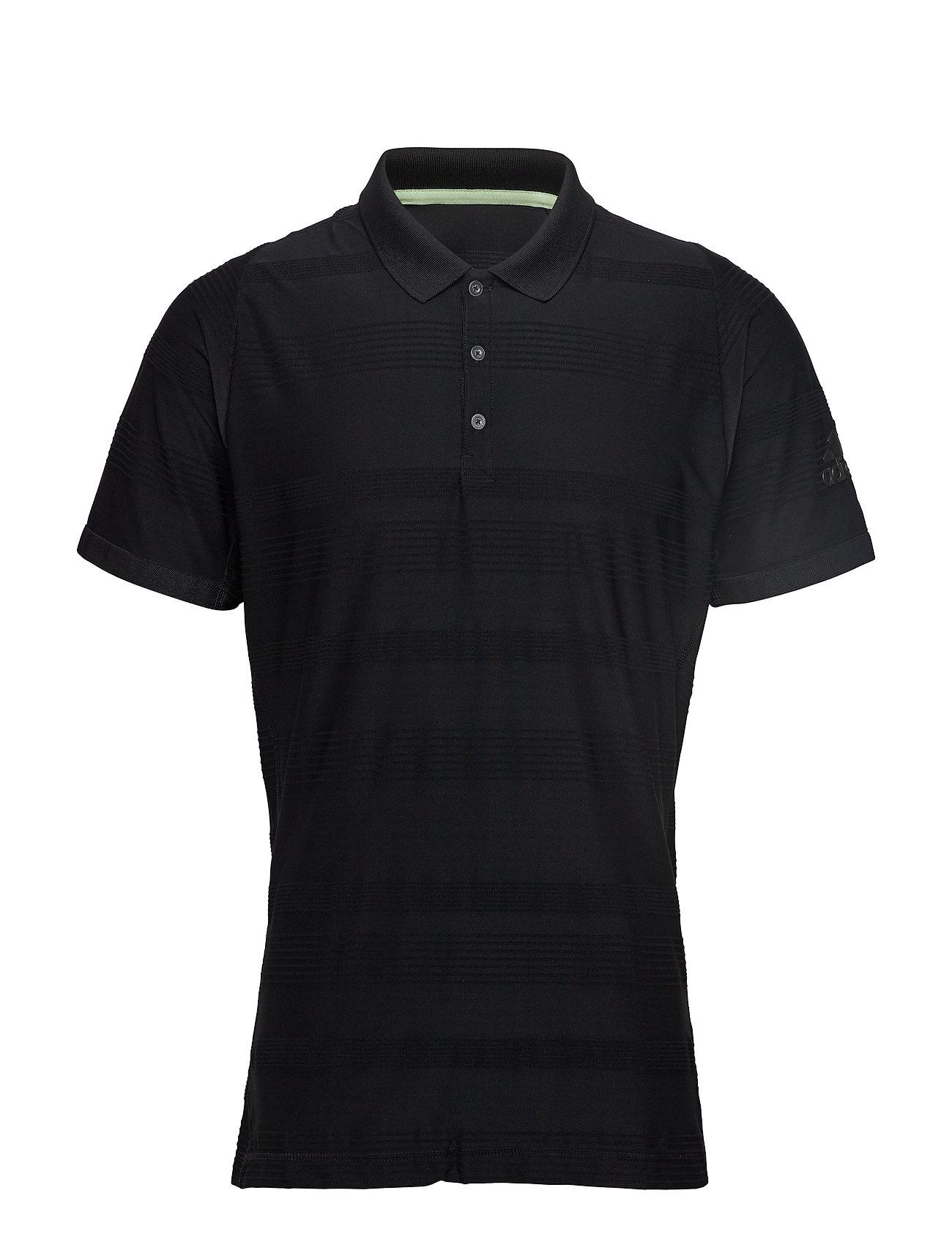 adidas Tennis MCODE POLO - BLACK
