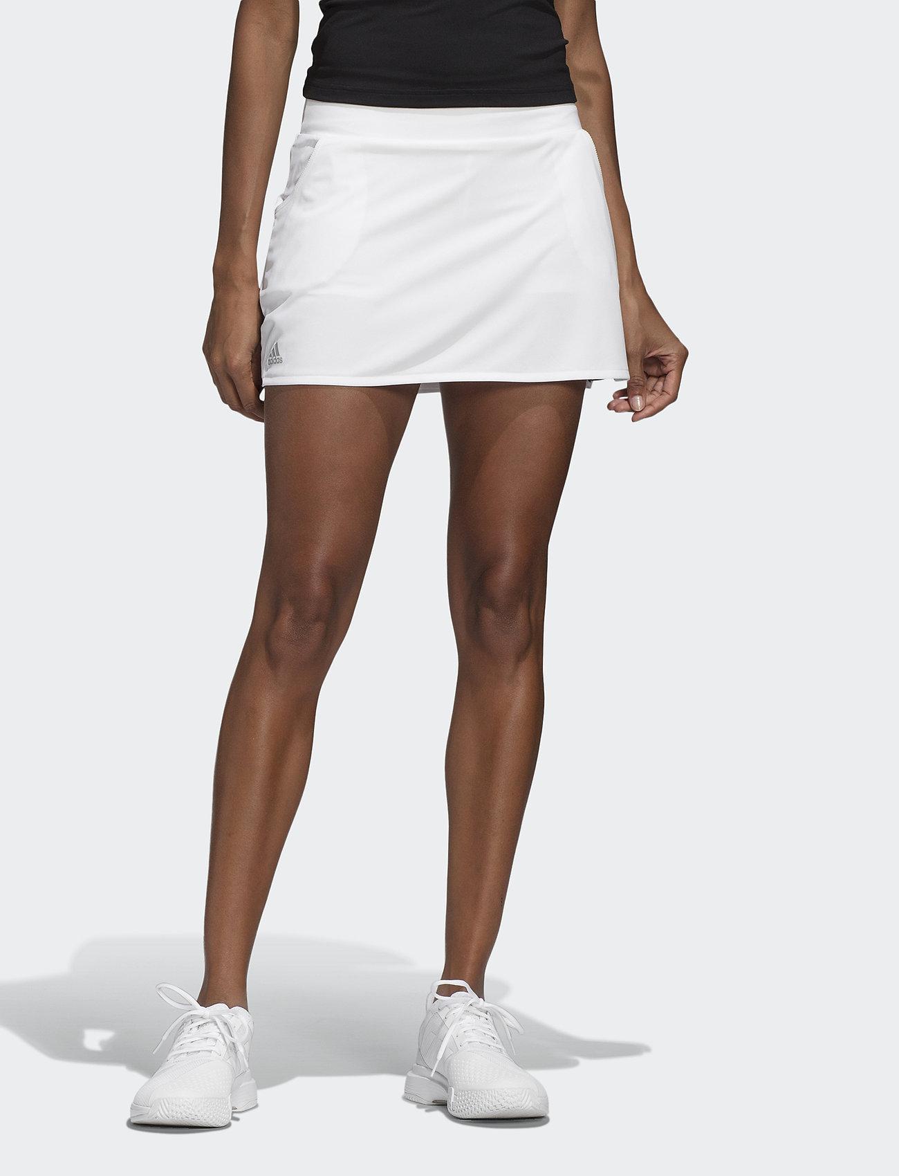 adidas Performance - CLUB SKIRT - treningsskjørt - white - 0