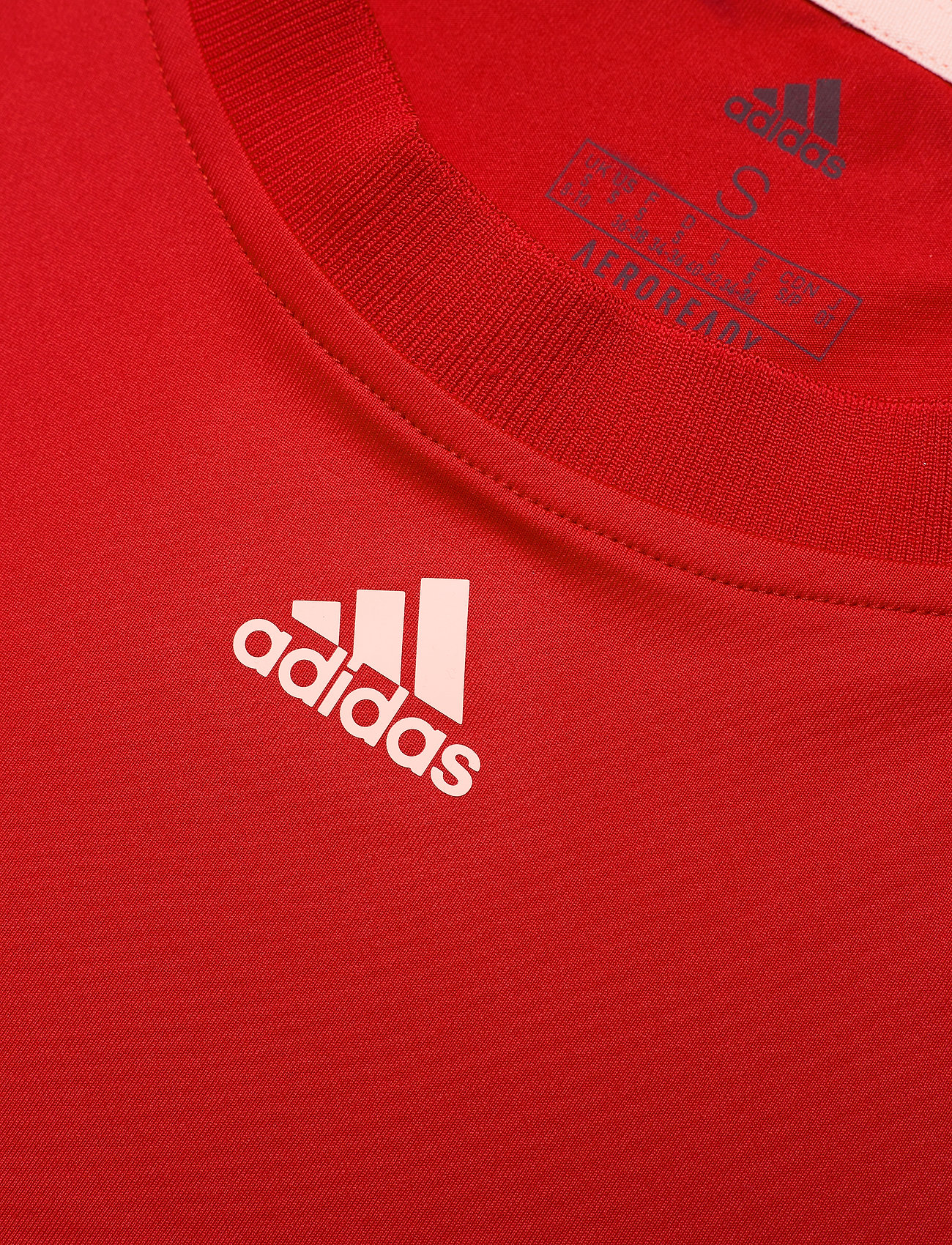 Tennis Match Tee Aeroready (Scarlet) (629 kr) - adidas Tennis