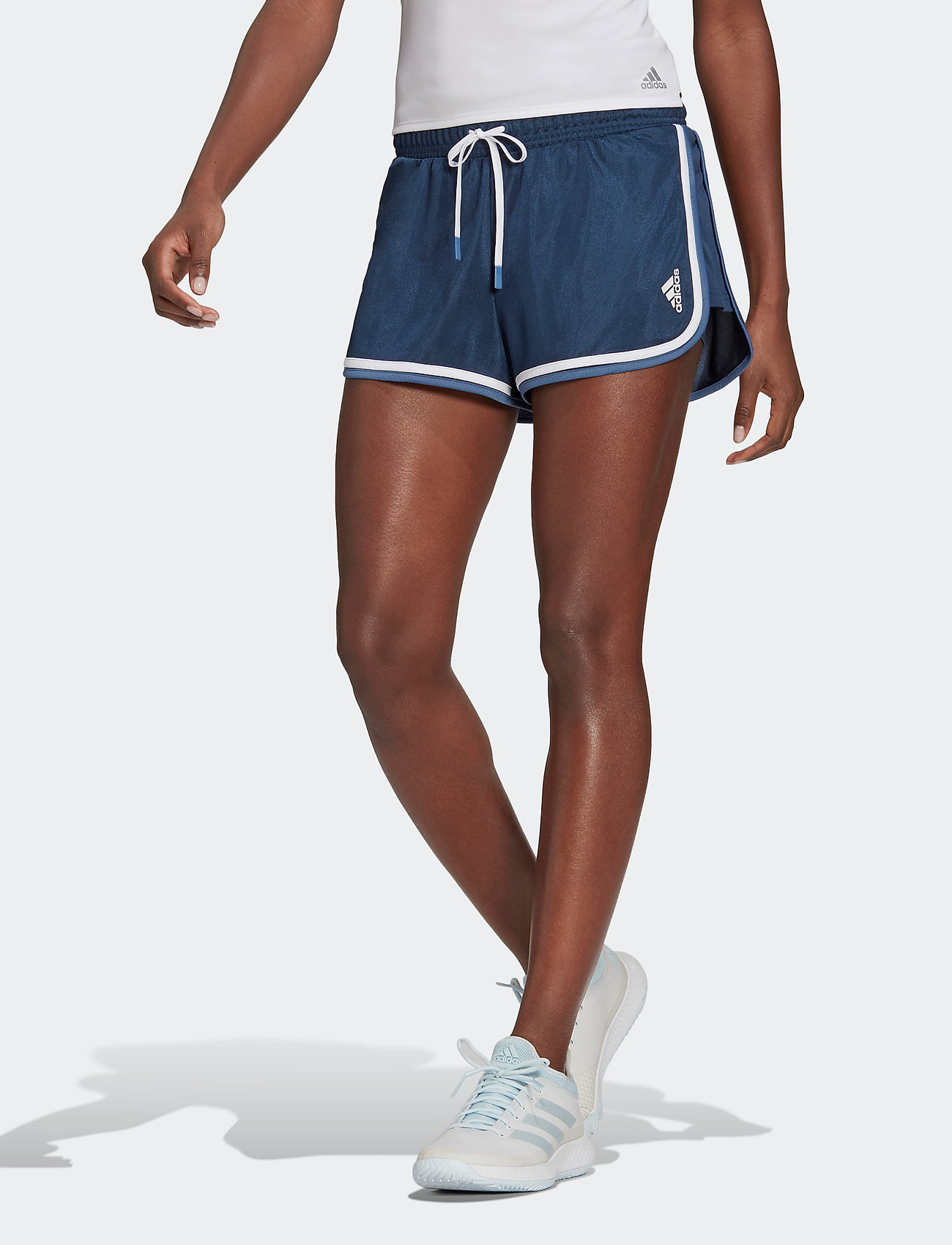 adidas Performance - Club Tennis Shorts - training korte broek - navy - 0