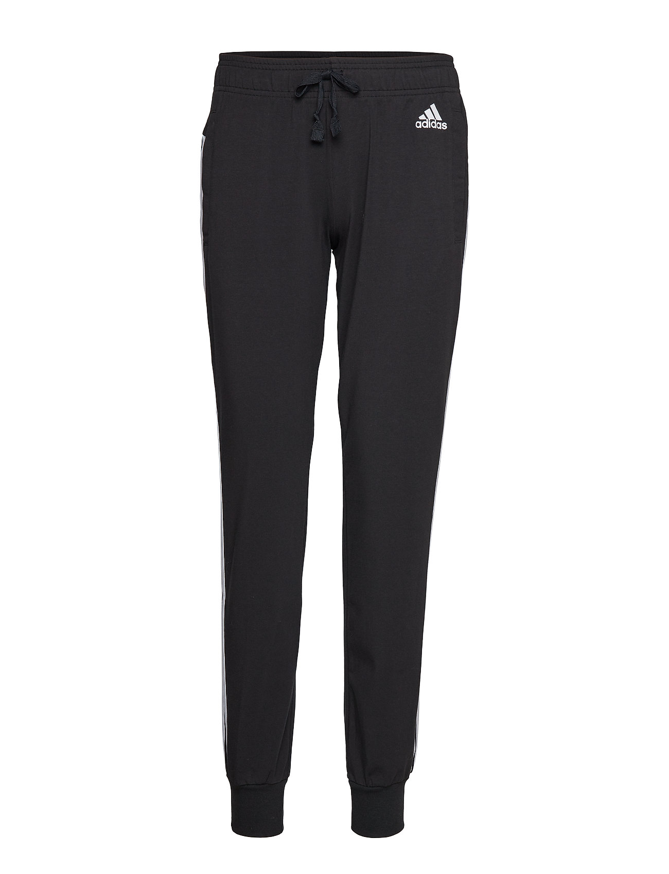 adidas Tennis ESS 3 STRIPES PANT - BLACK