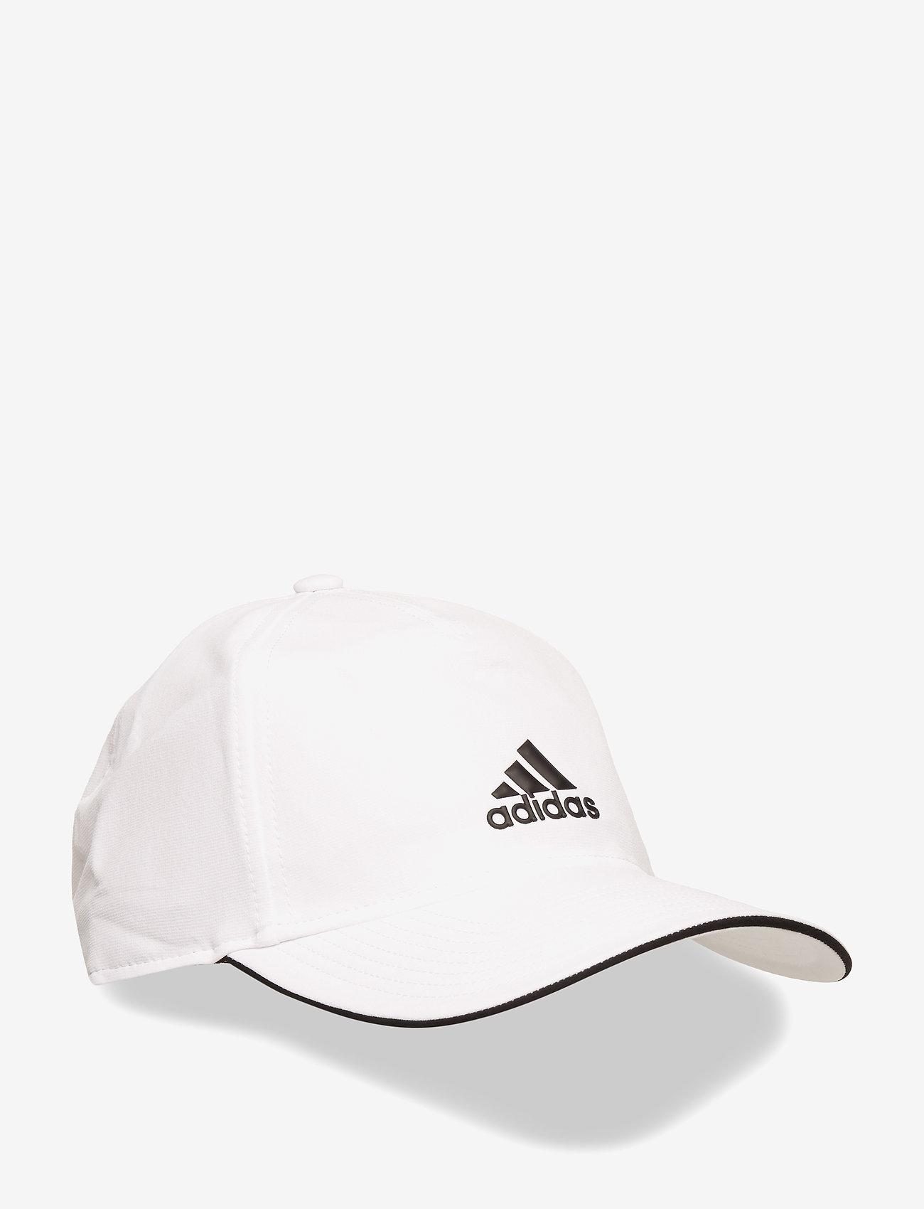 adidas Performance - C40 5PANEL CLIMALITE CAP - lakit - white - 0