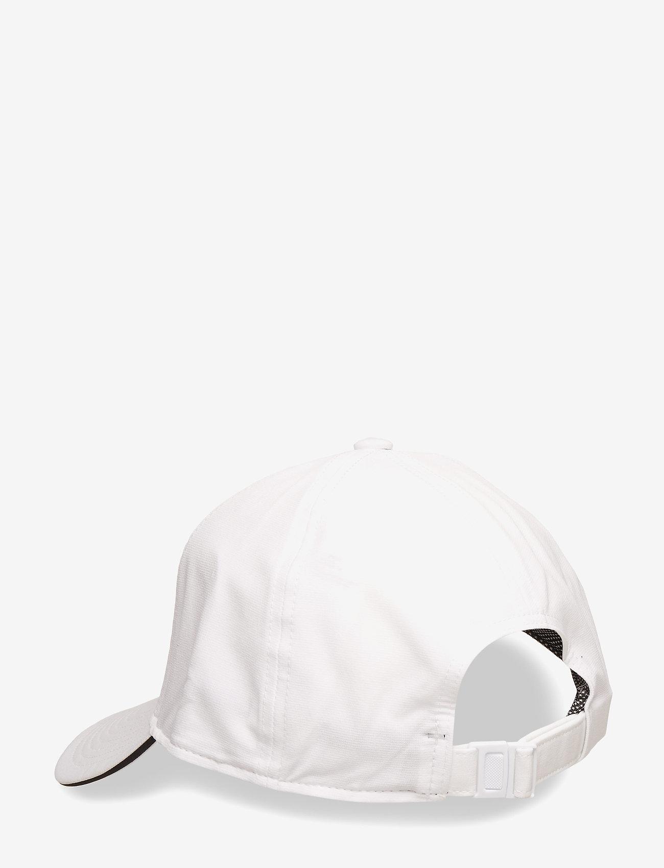 adidas Performance - C40 5PANEL CLIMALITE CAP - lakit - white - 1