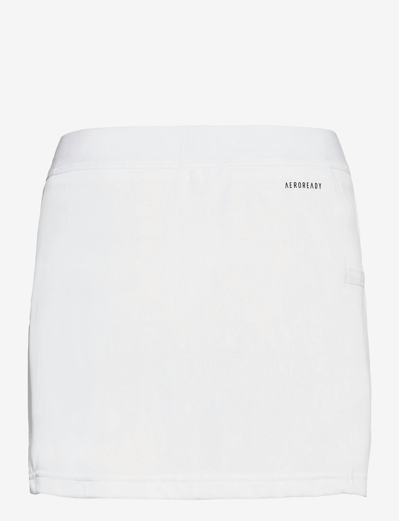 adidas Performance - Team 19 Skort W - rokjes - white - 1