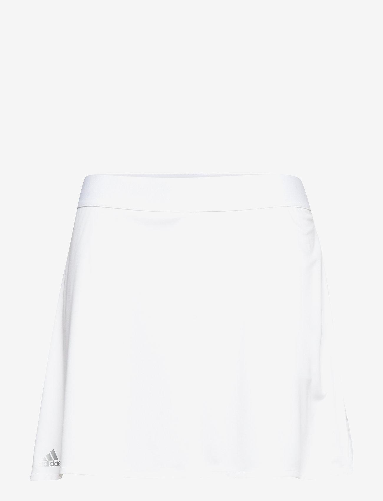 adidas Tennis - CLUB LONG SKIRT W - treningsskjørt - white - 1