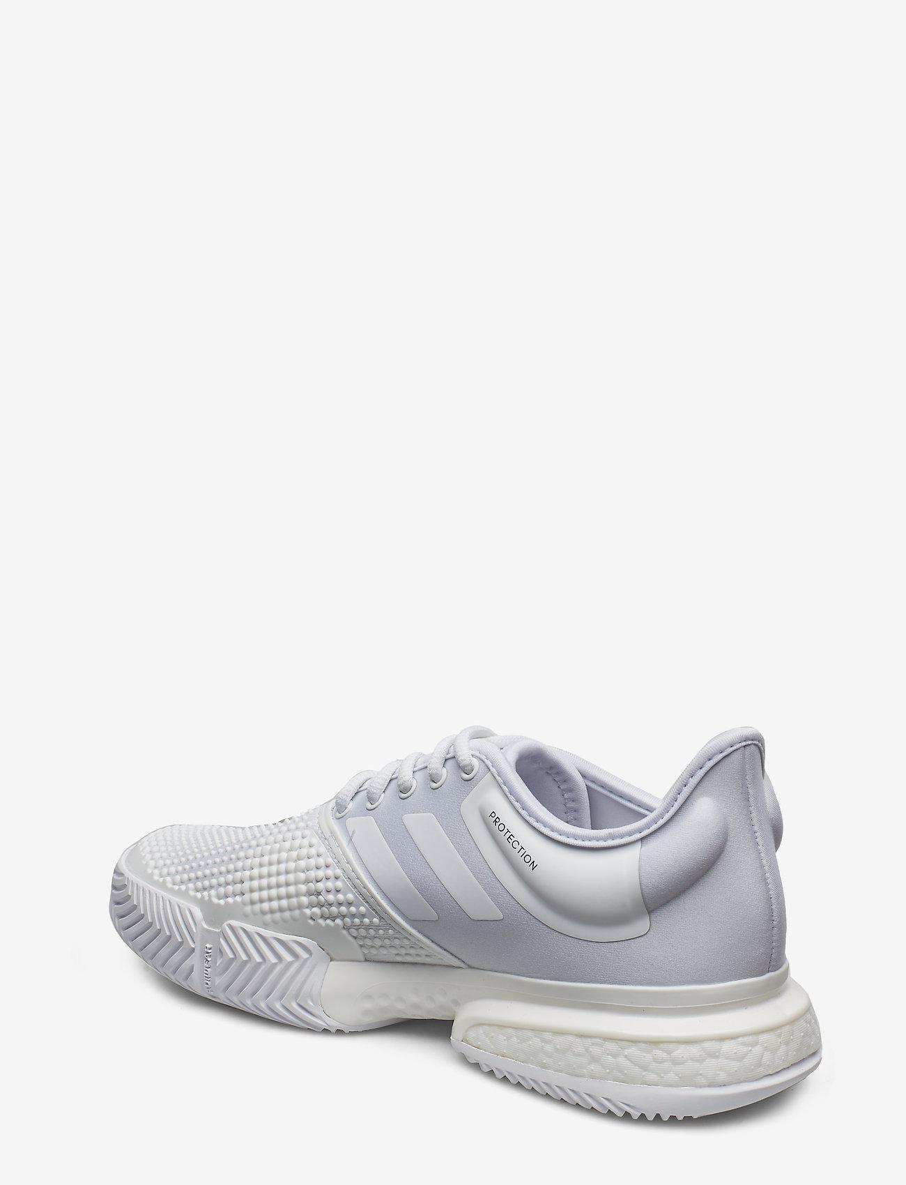 Solecourt Boost W X Parley (White) - adidas Tennis