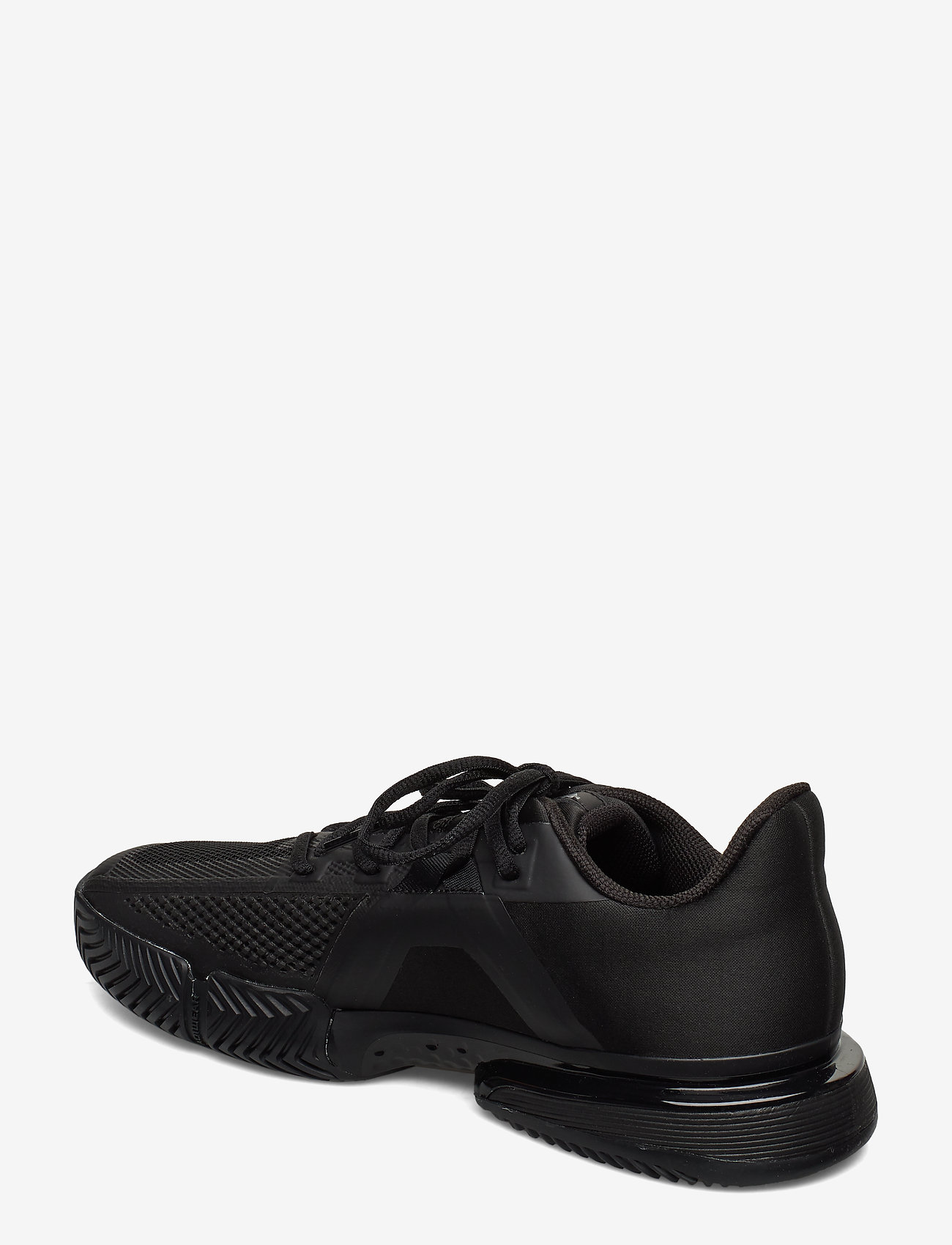 Solematch Bounce M (Black) - adidas Tennis