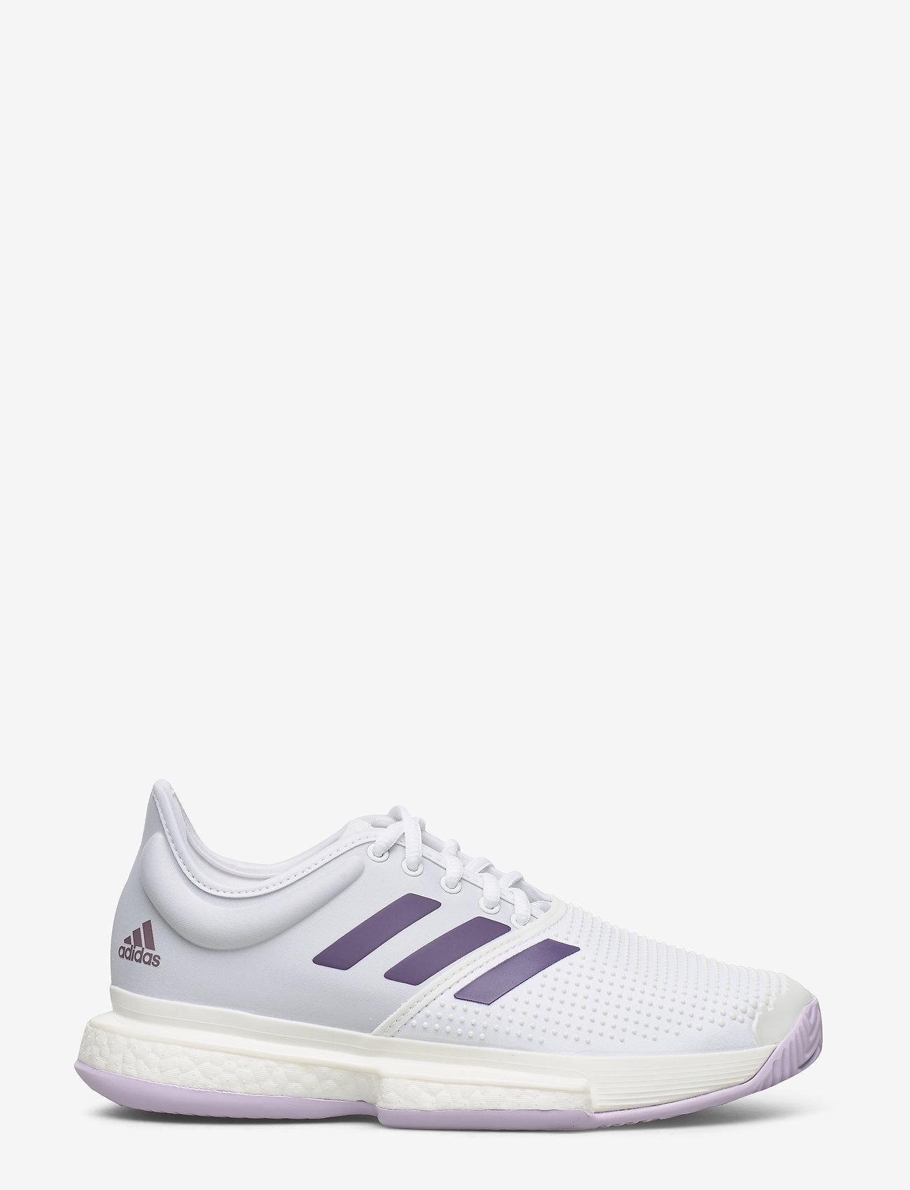 adidas Tennis - SOLECOURT W - tennisschuhe - white - 1