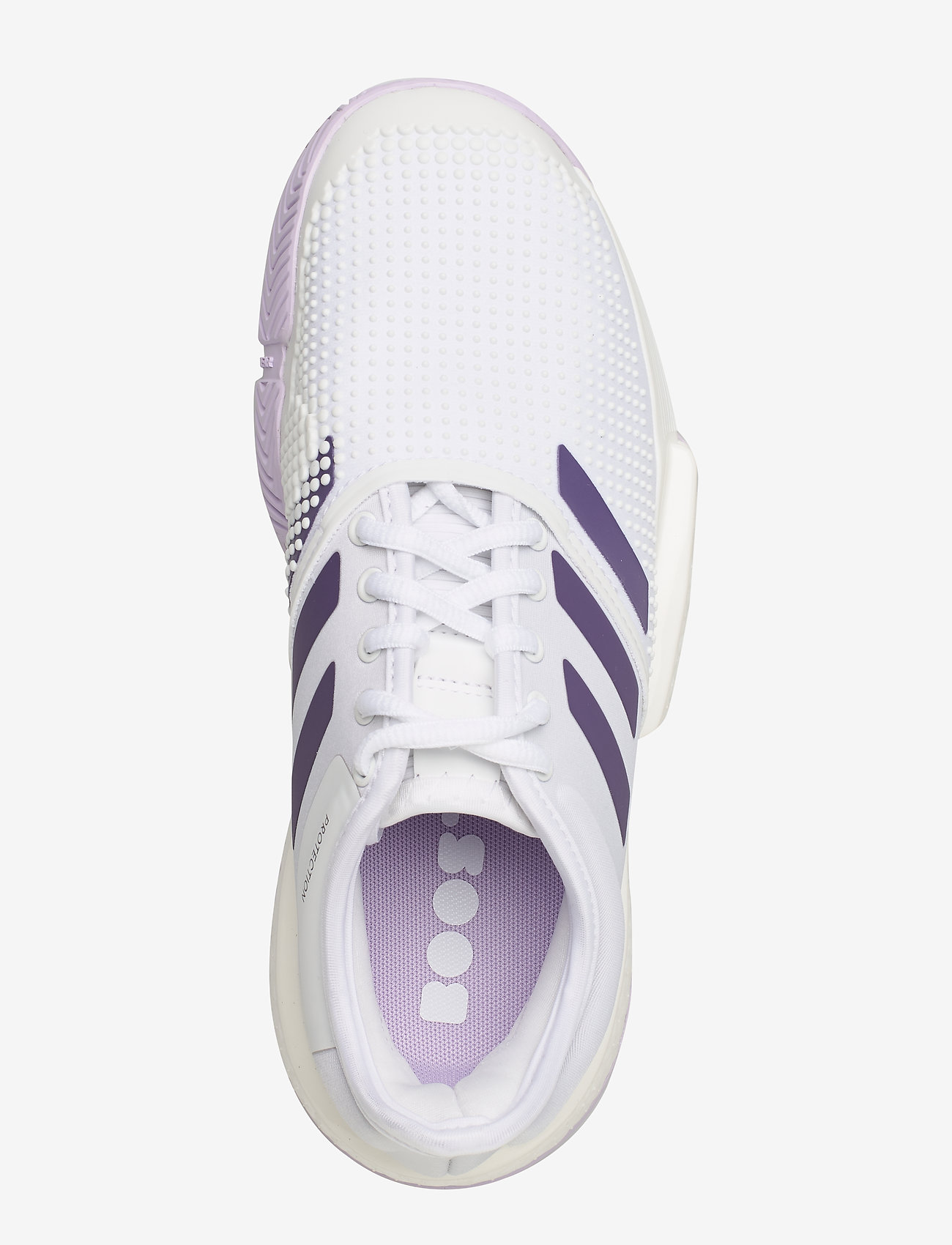 Solecourt W (White) - adidas Tennis