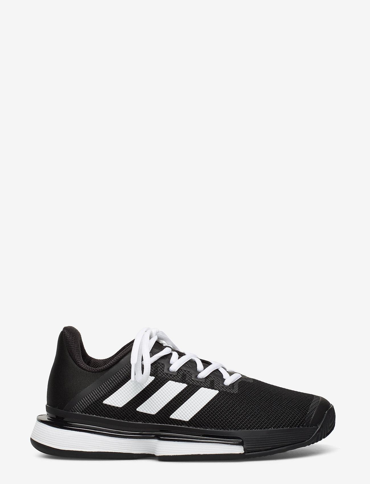 adidas Tennis - SOLEMATCH BOUNCE W - tennisschuhe - black - 1