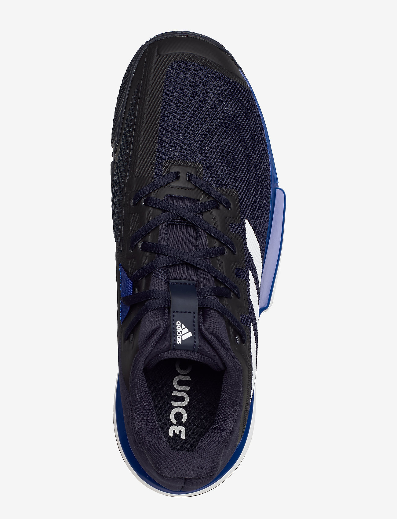 Solematch Bounce Clay Court Shoes (Legend Ink) - adidas Tennis