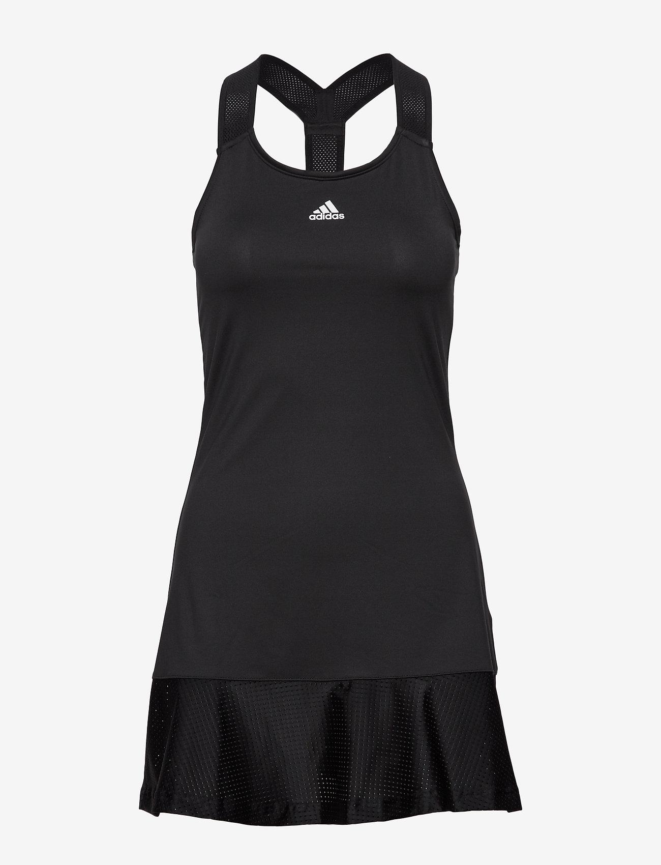 adidas Tennis - TENNIS Y-DRESS - urheilumekot - black