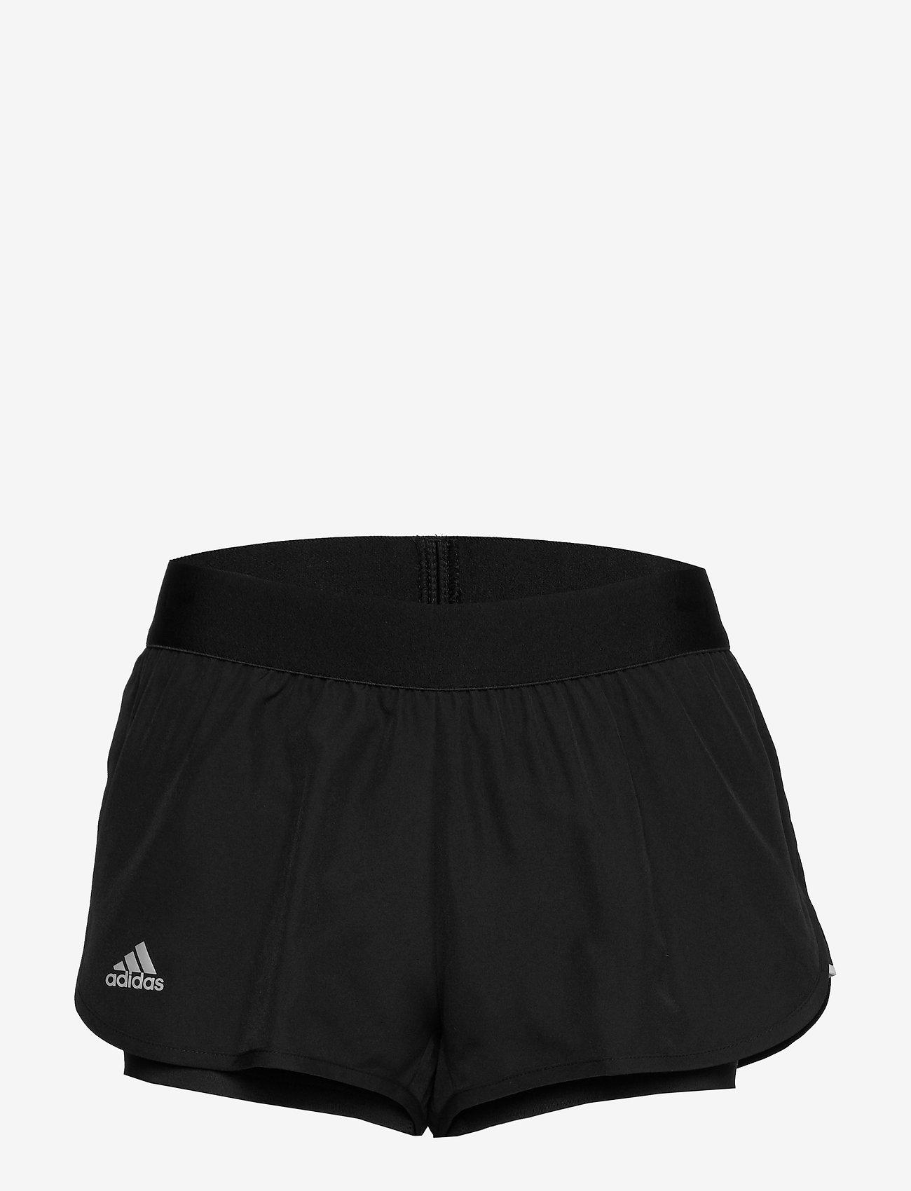 adidas Performance - CLUB SHORT - spodenki treningowe - black - 1
