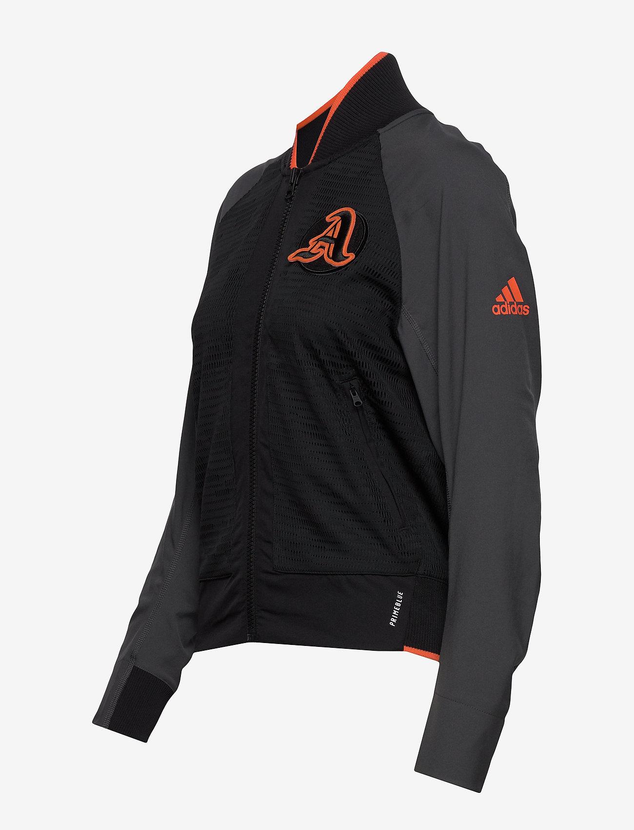 Vrct Jacket Primeblue (Grey) - adidas Tennis aBCyWn