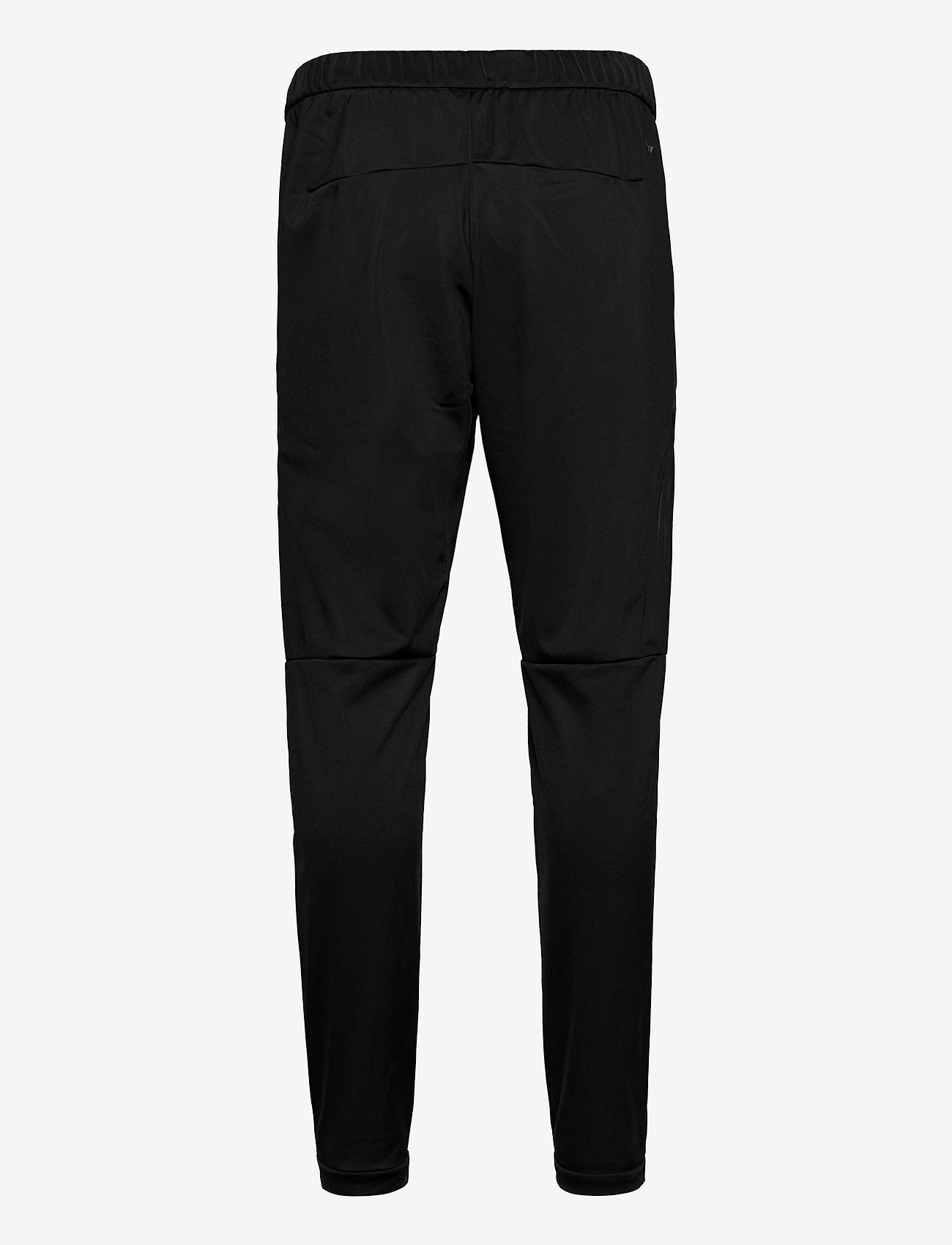 adidas Performance - 3 STRIPES KNIT PANTS - treenihousut - 000/black - 1