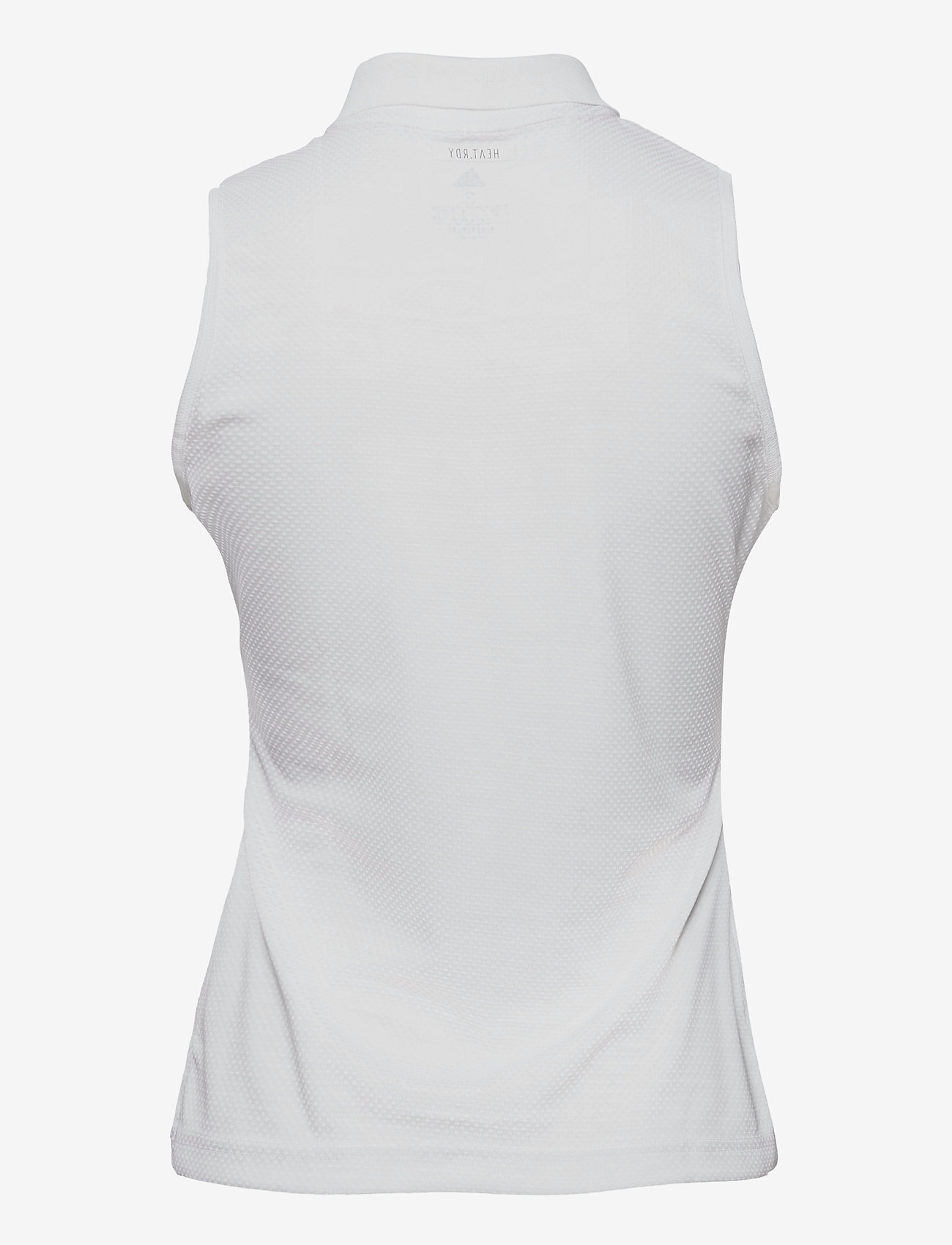 adidas Performance - TENNIS MATCH TANK HEAT.RDY - pikéer - white - 1