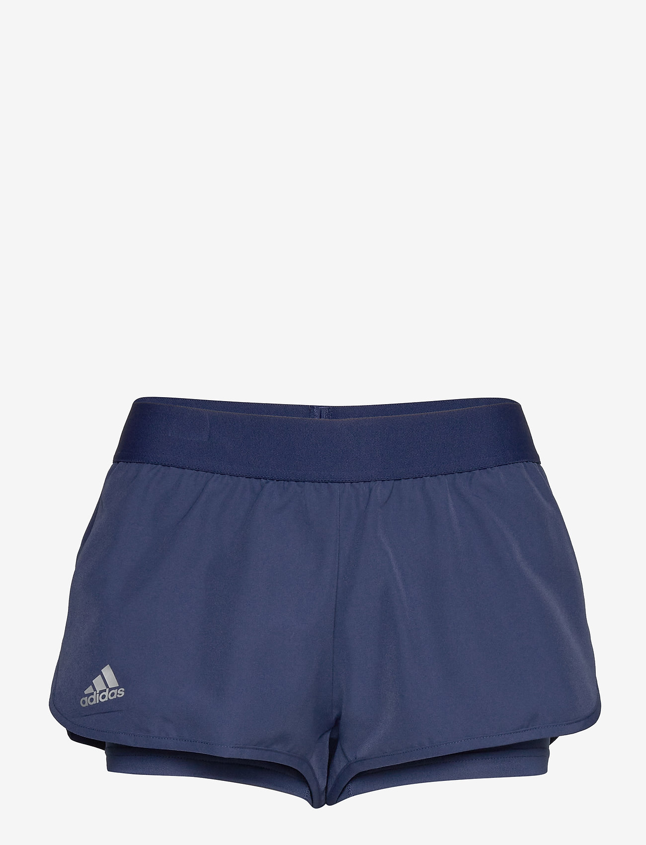 adidas Performance - CLUB SHORT - spodenki treningowe - tech indig - 1