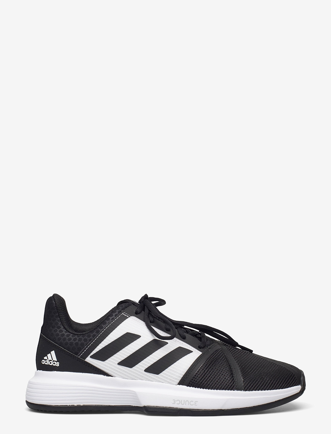 adidas Performance - COURTJAM BOUNCE M CLAY - ketsjersportsko - 000/black - 1