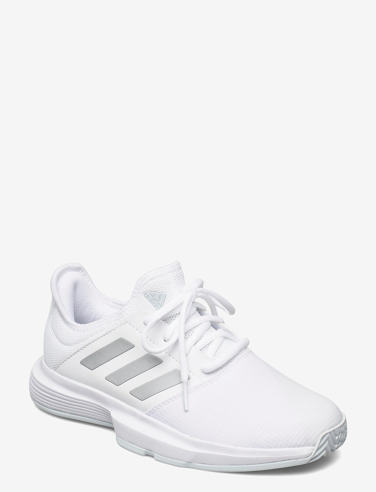 adidas Performance - GameCourt Tennis Shoes - racketsportschoenen - white - 0