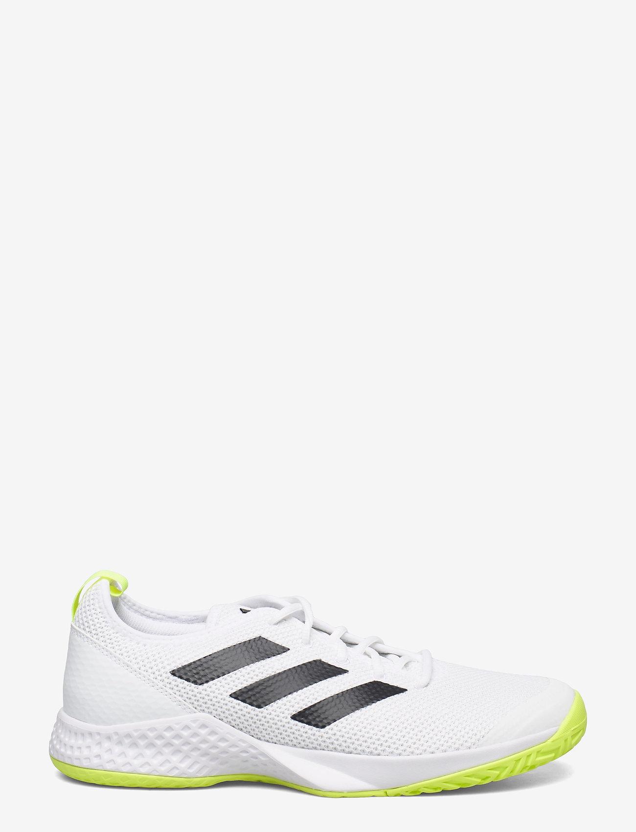 adidas Performance - COURT CONTROL M - ketsjersportsko - white - 1