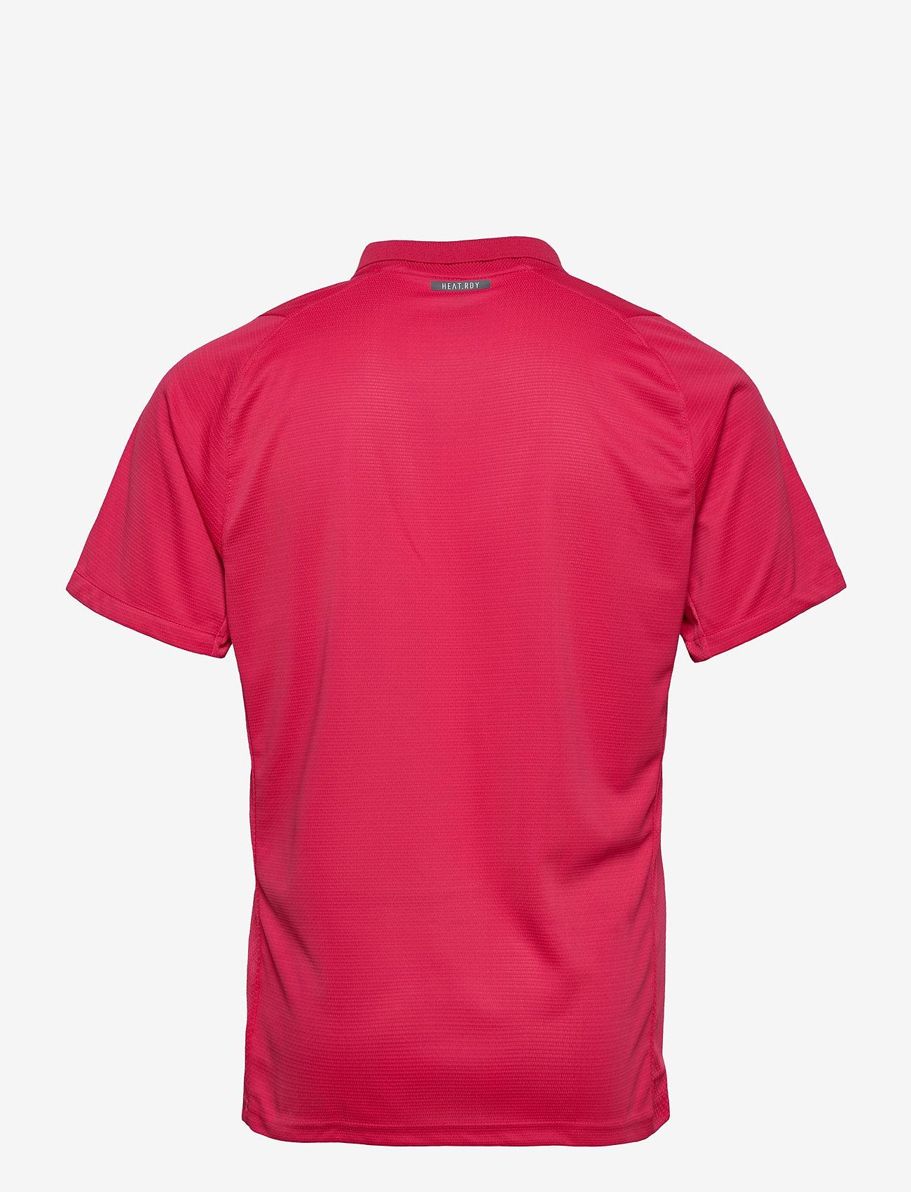 adidas Performance FREELIFT TENNIS POLO SHIRT HEAT.RDY - Poloskjorter PINK - Menn Klær