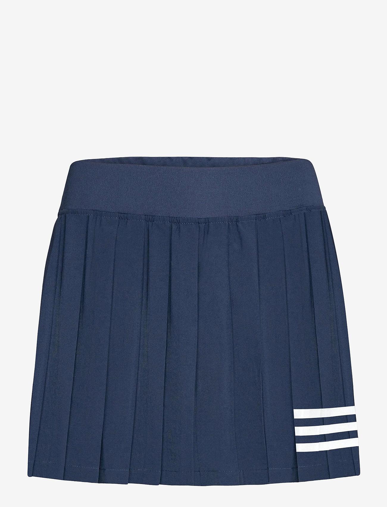 adidas Performance - Club Tennis Pleated Skirt - rokjes - navy - 1
