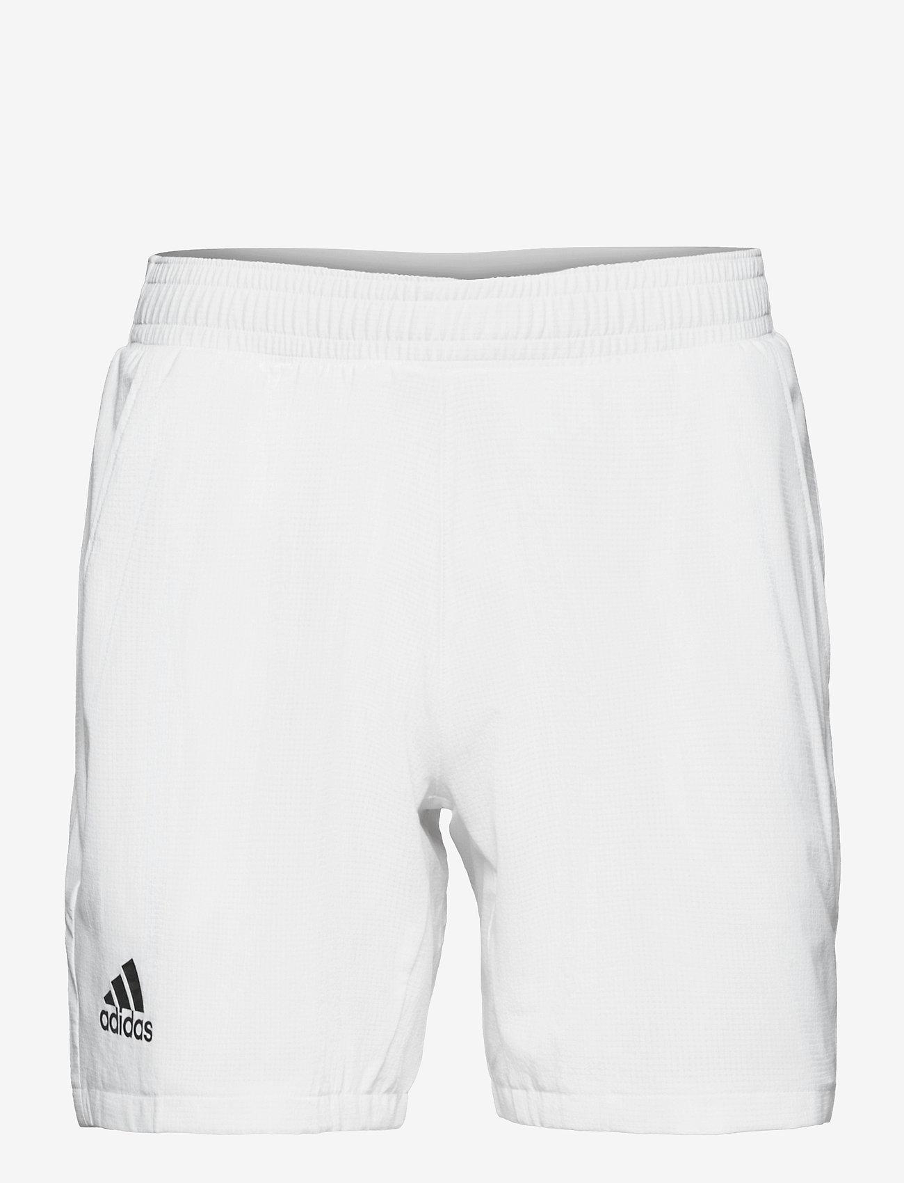 adidas Performance - ERGO SHORTS - trainingsshorts - white - 1