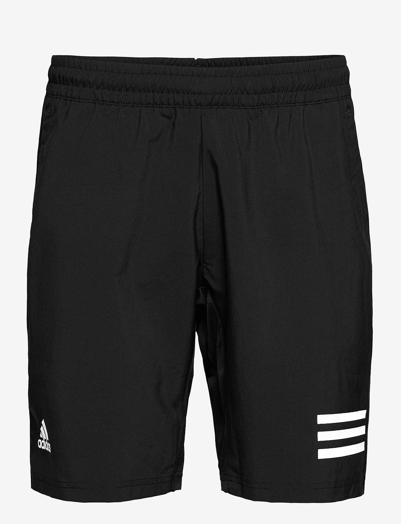 adidas Performance - CLUB 3-STRIPE SHORTS - trainingsshorts - black - 0
