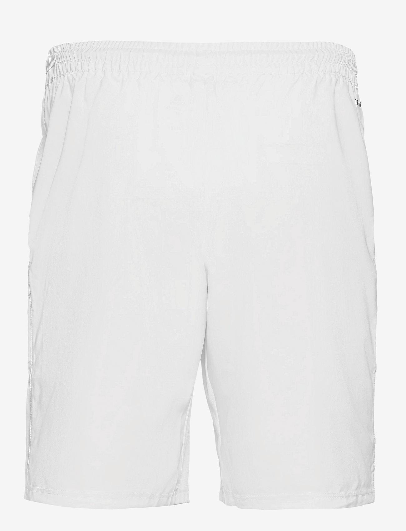 adidas Performance - CLUB 3-STRIPE SHORTS - training korte broek - 000/white - 1