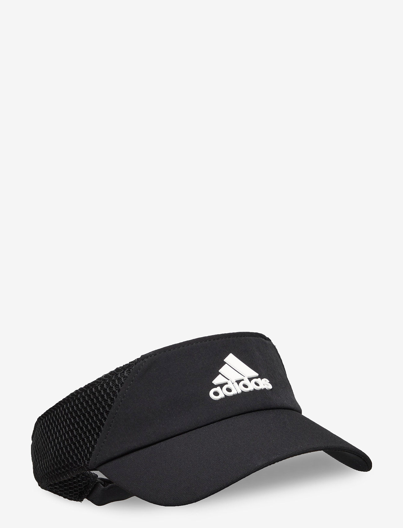 adidas Performance - VISOR A.RDY - petten - black/black/white - 0