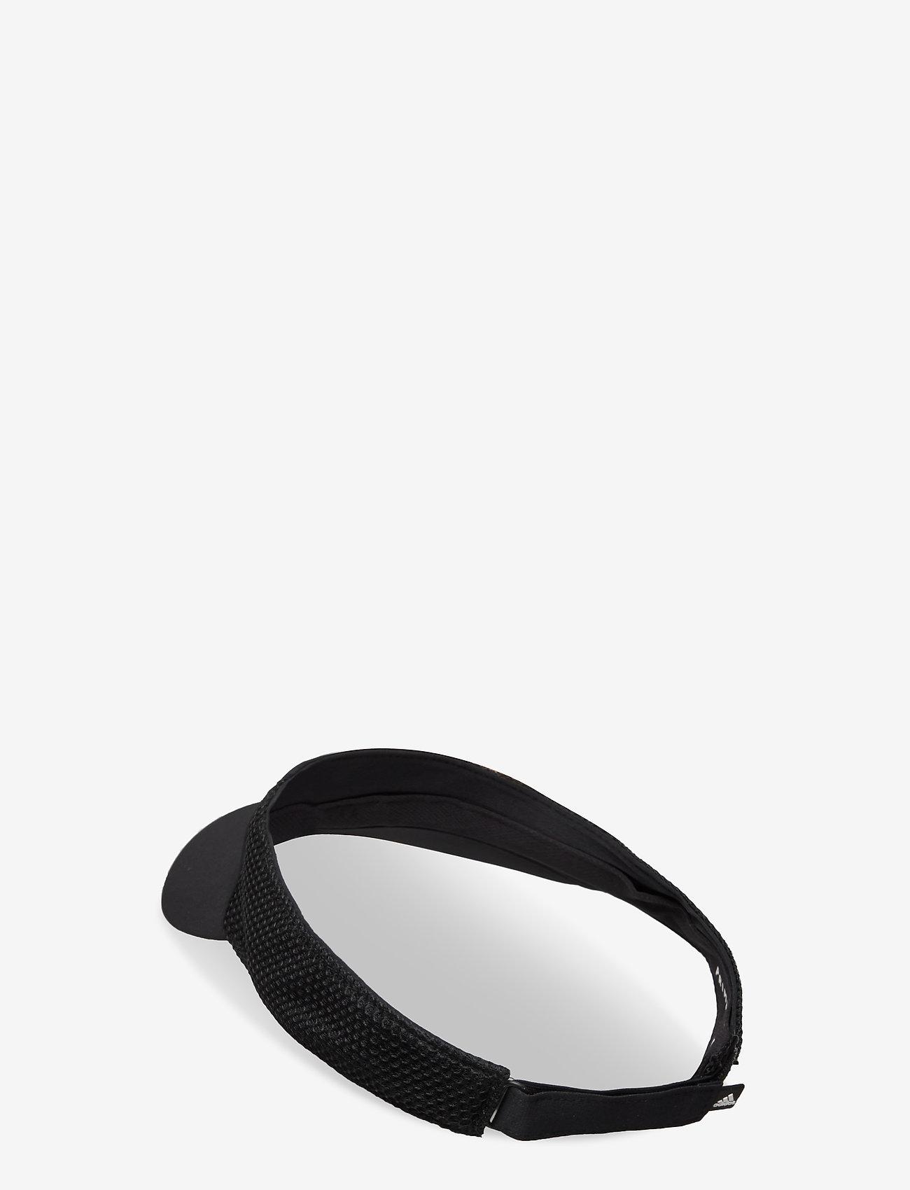 adidas Performance - VISOR A.RDY - petten - black/black/white - 1
