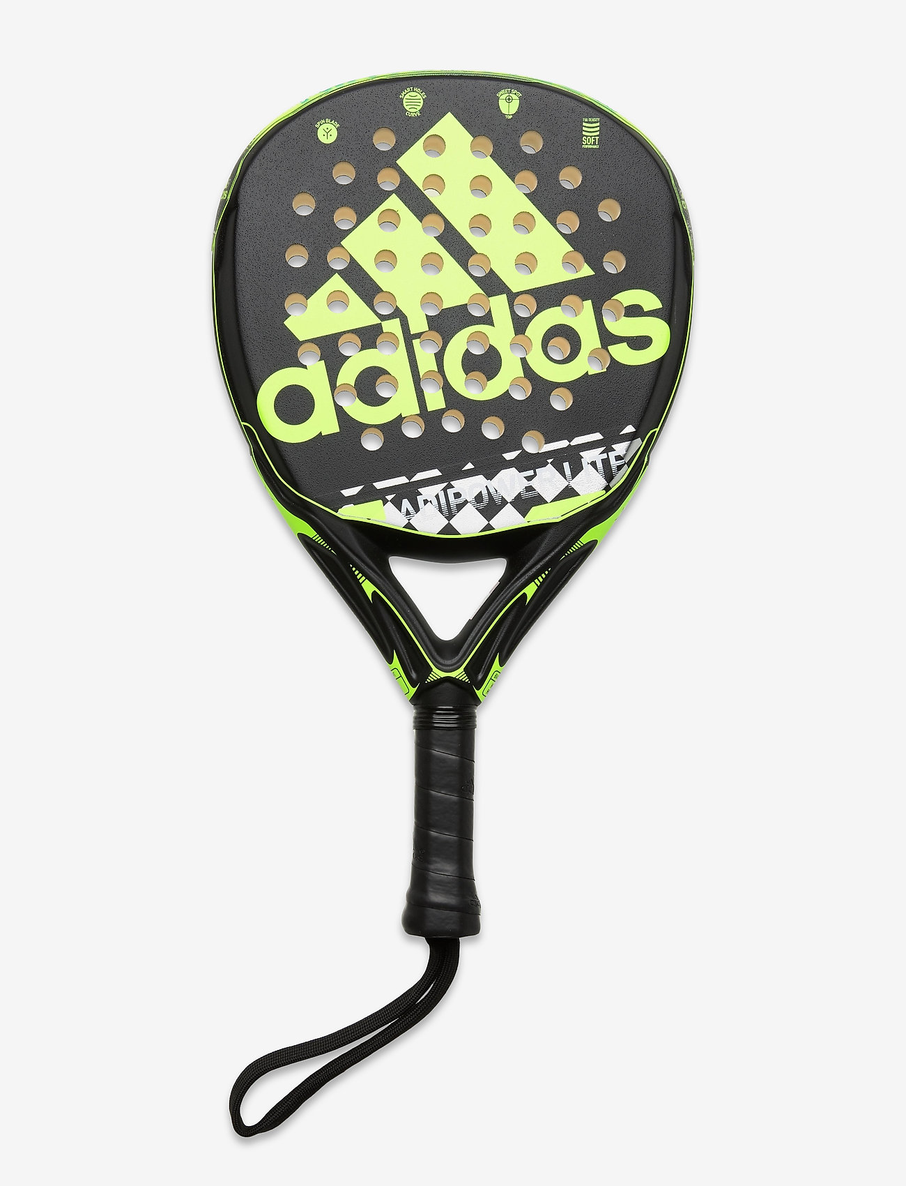 adidas Performance - adipower Lite - padel rackets - lime - 0