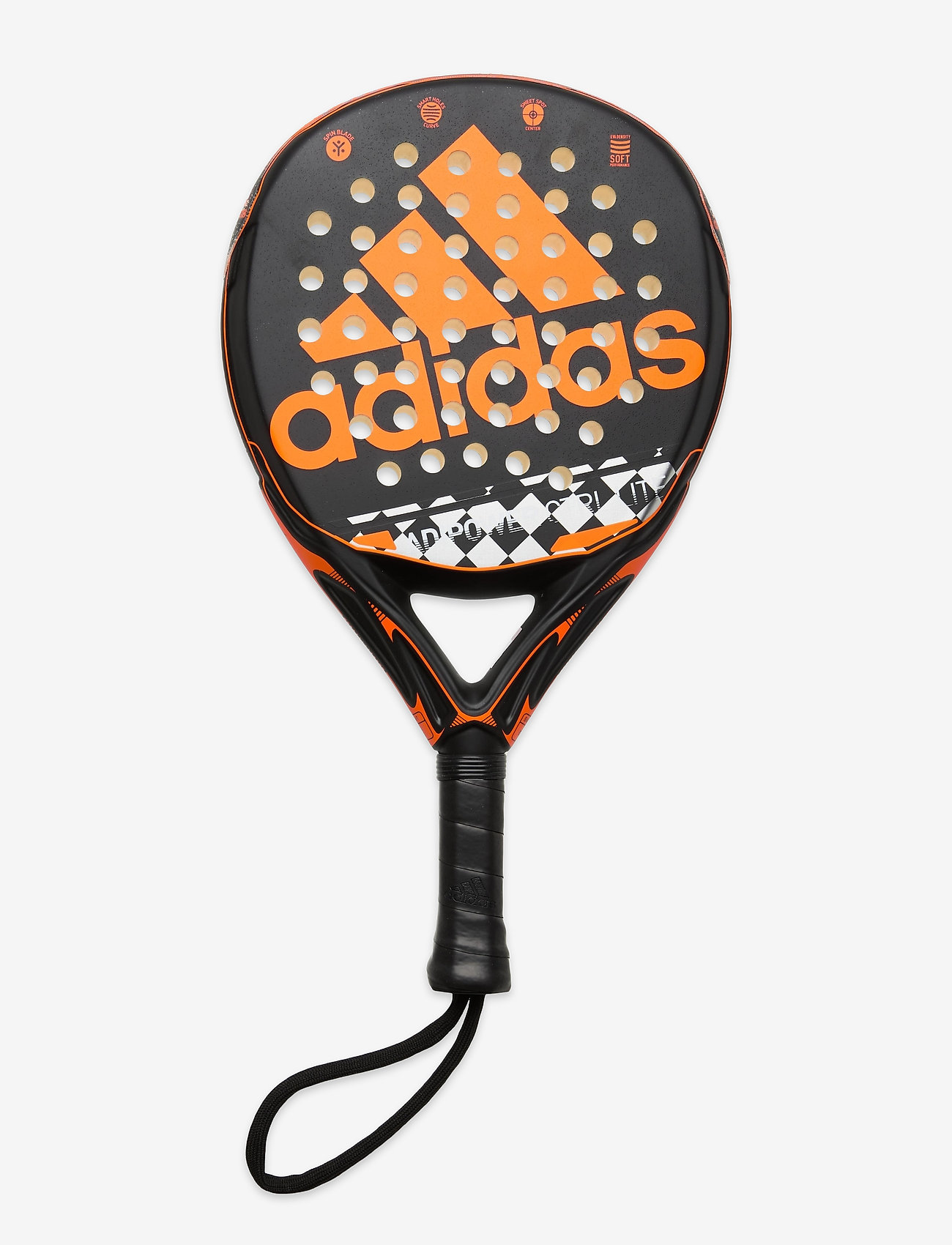 adidas Performance - adipower CTRL Lite - padel rackets - orange - 0