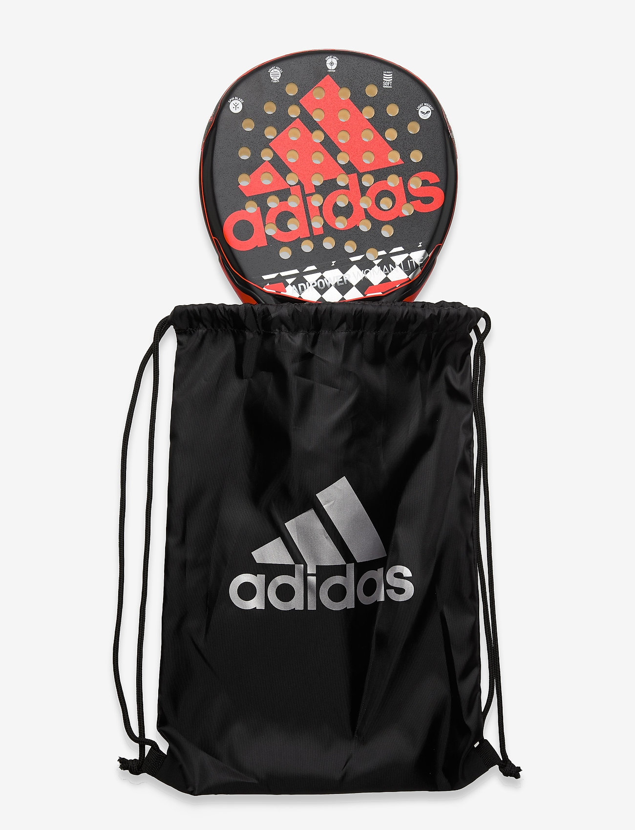 adidas Performance - adipower Woman Lite - padel rackets - pink - 1