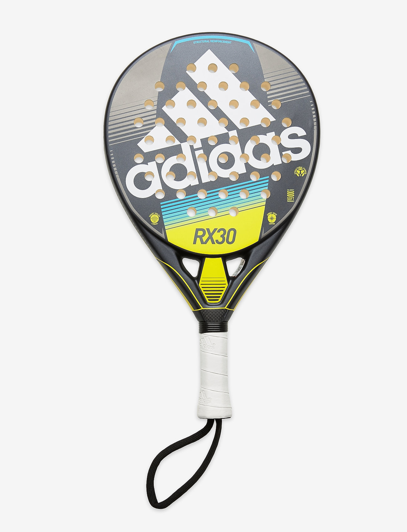 adidas Performance - Rx 30 - padelketcher - yellow - 0