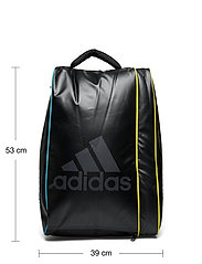adidas Performance - Racket Bag TOUR - ketsjersporttasker - yell./blue - 5