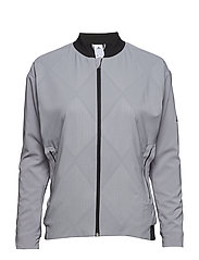 BARRICADE JACKET W - GREY