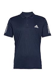 3-Stripes Club Polo Shirt - NAVY