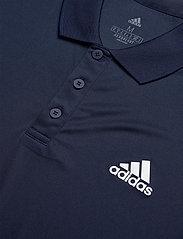 adidas Performance - 3-Stripes Club Polo Shirt - paidat - navy - 2