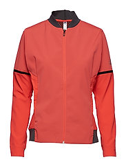 MATCH CODE JACKET W - CORAL