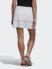 adidas Performance - CLUB LONG SKIRT W - white - 3