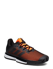 SOLEMATCH BOUNCE M CLAY/PADEL - BLACK