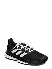 SOLEMATCH BOUNCE W - BLACK