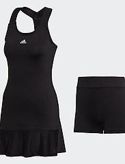 adidas Tennis - TENNIS Y-DRESS - urheilumekot - black - 7