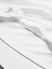 adidas Performance - CLUB SKIRT - treningsskjørt - white - 7